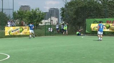 Cupa Agentiilor la Fotbal Bergenbier 2011: si a fost fotbal...