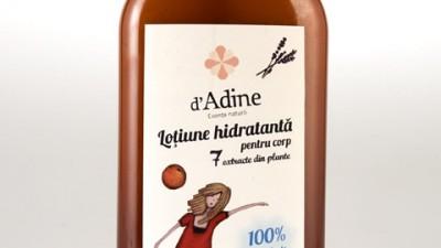 D'Adine - Lotiune hidratanta