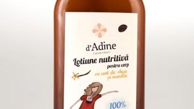 D'Adine - Lotiune nutritiva