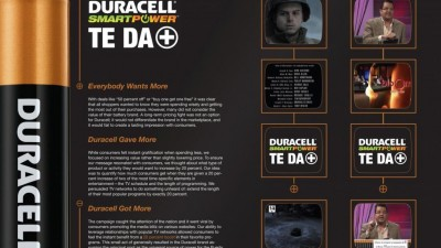 Duracell - 20 Percent More