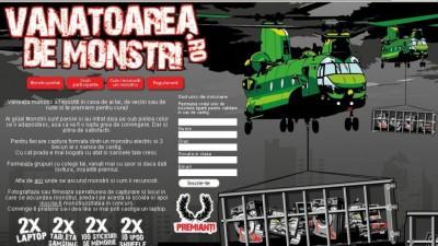 Ecotic - Vanatoarea de monstri editia a II-a (website)