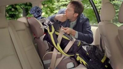FedExCup - Car Seat