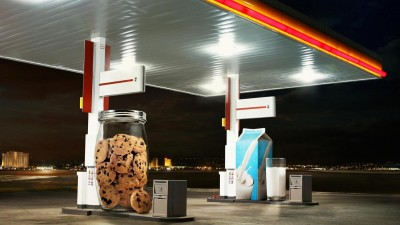 Hot Wheels - Milk and Cookies