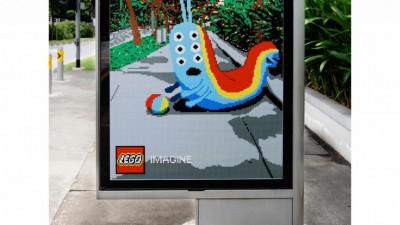 LEGO - Caterpillar