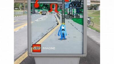 LEGO - Monster