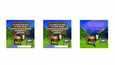 Milka - Animatori de vacute - Web banners
