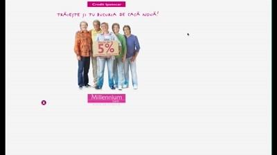 Millennium Bank - Mainile