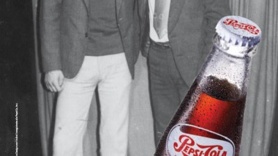 Pepsi - Si ieri si azi - Costume la comanda