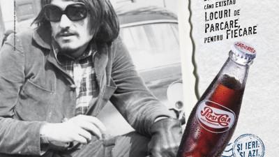 Pepsi - Si ieri si azi - Locuri de parcare