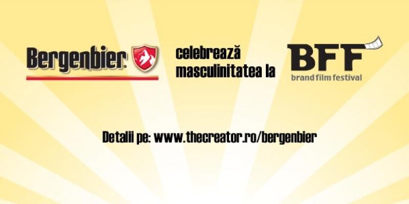 Bergenbier celebreaza masculinitatea prin film, la prima competitie de scurtmetraje din cadrul Brand Film Festival