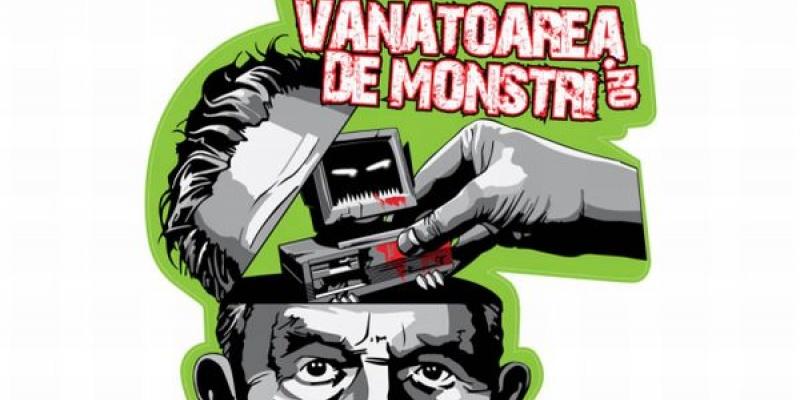"""The Secret Service si Ecotic reiau campania """"Vanatoarea de Monstri"""""""