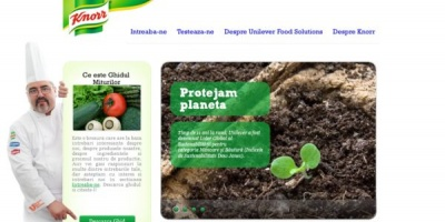 "Campania ""Knorr pentru bucatari"" implementata in Romania de the Syndicate, Metromind si MakeSense PR"