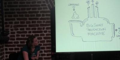 [Training IQads Kadett] Anca Haddad (Mercury360): de unde si cum ne starnim sa facem un brief de creatie