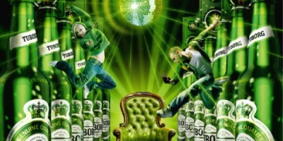 "Graffiti BBDO a creat campania ""Tuborg te vrea Party Manager"""
