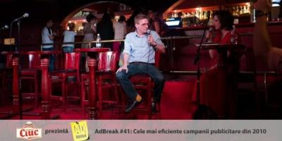[AdBreak #41] Cum isi gaseste inspiratia Cristian Lupsa, Editor la Decat o Revista
