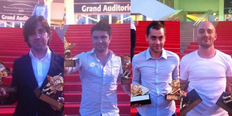 """Reactii de la Cannes Lions 2011: Adrian Botan, Dinu Panescu, Catalin Dobre si Ionut Cojocaru de la McCann despre Grand Prix-urile pentru """"American ROM"""""""