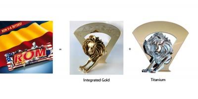 "[Cannes Lions 2011] Titanium si Gold la Integrated pentru McCann si ""American ROM"""