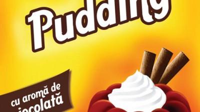 Premio - Pudding de ciocolata