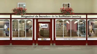 Raiffeisen Leasing - Homepage (website)
