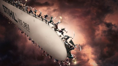 Stihl Chainsaws - Warriors (3)