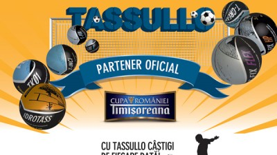 Tassullo - Alaturi de fotbalul romanesc (POSM)
