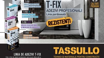 Tassullo - T-Fix (print)