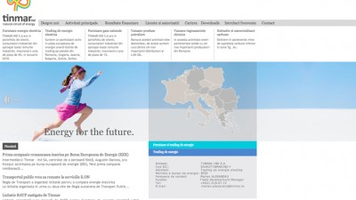 Tinmar - Website