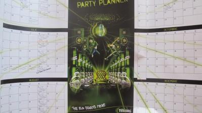 Tuborg - Calendar (1)