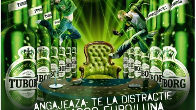 Tuborg - Tuborg te vrea party manager (print)