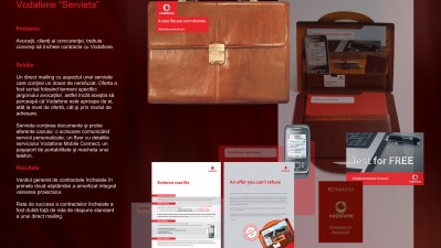 Vodafone - The Suitcase