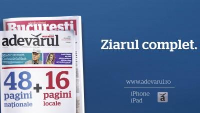 Adevarul - Ziarul Complet (print)
