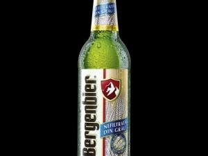 Bergenbier - Bergenbier nefiltrata de grau (packaging)