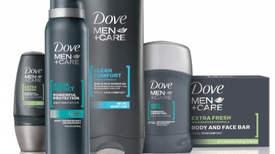 Dove Men - Shower Gel Group