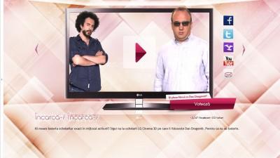 LG Cinema 3D – Viata in 3D (Dan Dragomir)