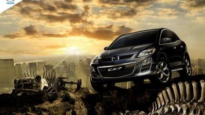 Mazda CX7 - Predator Ride II