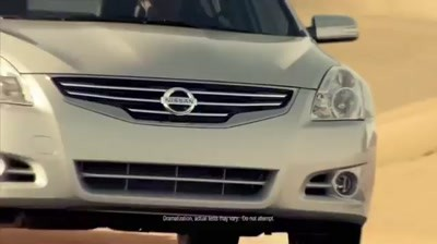 Nissan Altima - Around the World in 8 Miles