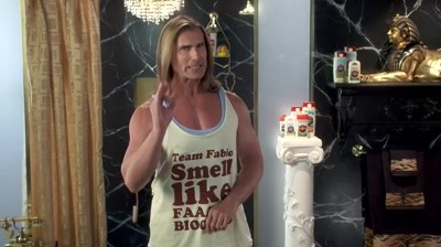 Old Spice - Team Fabio T-Shirt