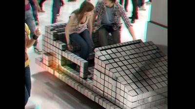 Orange - Orange Young Pixels (3D)
