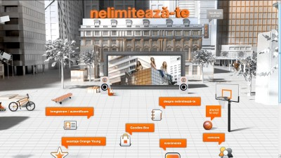 Orange Young – Nelimiteaza-te (website)