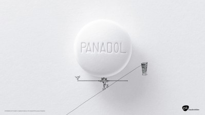 Panadol - Tightrope Performer
