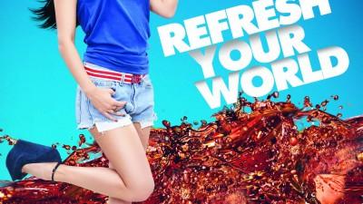 Pepsi - Refresh your world - Inna