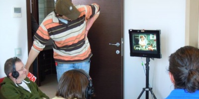 """Productia spoturilor din campania de relansare IQads - """"Totul despre publicitate"""", realizata de Reload Film"""