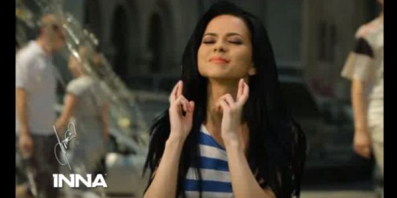 """Primul spot TV Pepsi in care apare Inna: cel din promotia """"Milioane de premii rapide pentru zile toride"""""""