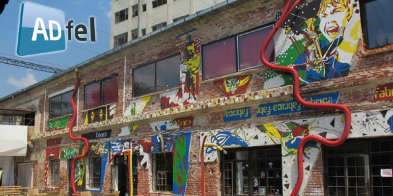 ADfel 2011 va avea loc la Club Fabrica in saptamana 15-21 august