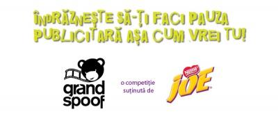 Se apropie finalul perioadei de inscrieri la competitia de parodiat reclame Grand Spoof