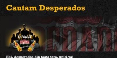 """Triburile Desperados se lupta pentru """"Party Tour Desperados"""", o campanie semnata Odyssey"""