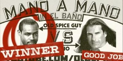 Verdict final Mano a Mano in el Bano: Isaiah ramane Old Spice Guy, Fabio isi ia zborul