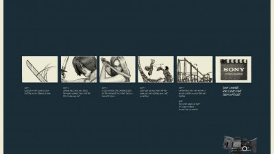 Sony Cinealta - Storyboard Ninja Girls
