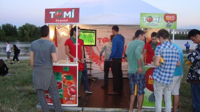 Tomi la B'ESTFEST 2011 - Joc de Wii