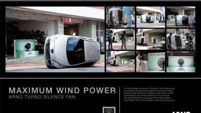 Arno Turbo Silencio - Maximum Wind Power